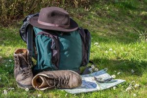 Männer in Bewegung: Wanderung im Münsterland